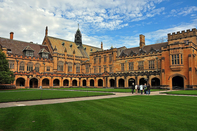 usyd international studies best essys