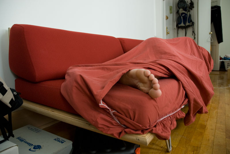 Couch Surfing On The Rise Among The Homeless The City Journal