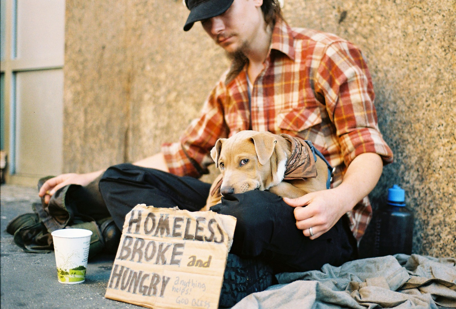 we should help homeless people in the united states and not view them as a problem to society