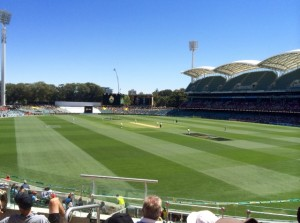 Adelaide Oval. Photo Credit: Jack Berry.
