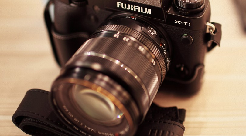 Fujifilm X-T1 via Wikipedia